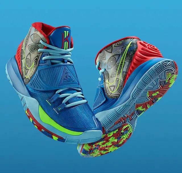『球鞋』要问NIKE旗下那一系列配色花样最多? 盘点欧文6的那些骚气配色!