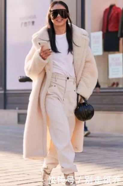 时尚百搭,九分裤+短靴才是今冬最时髦搭配,保暖显瘦谁穿谁美