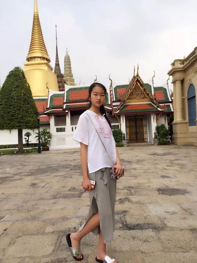 厉害!嘉兴海宁13岁女生被米兰时装周选中,身高1米76,腿长1米1