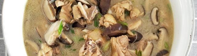 「轻松」另外一道小鸡炖蘑菇的美味做法,教你在家轻松做