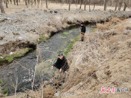 甘肃黄河流域入河排污口现场排查工作启动