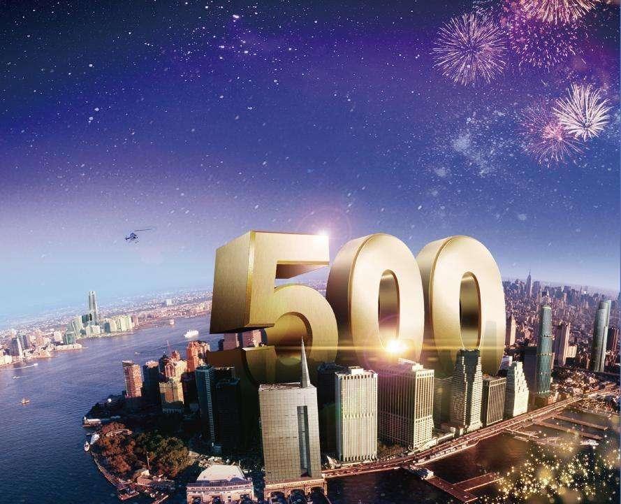 世界500强:美国有121家、日本52家、印度8家,中国呢?