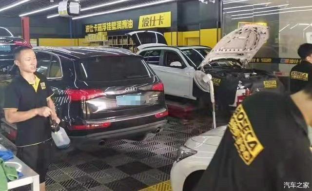汽车保养中有些钱,一定不能省