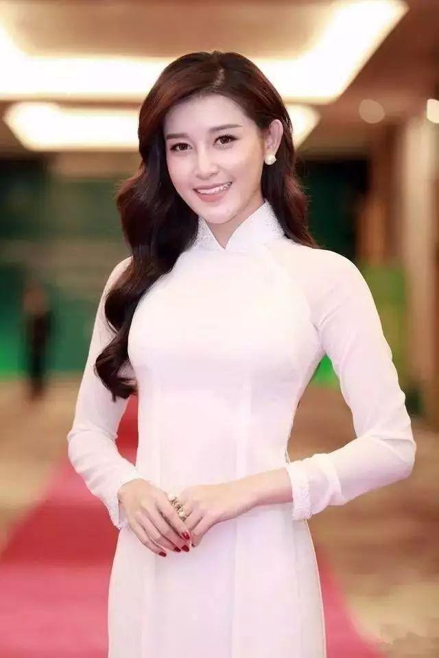 越南小姐阮陈玄眉 来看我 第19张