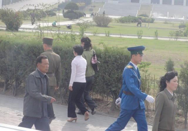 走进朝鲜:朝鲜普通百姓的生活符号