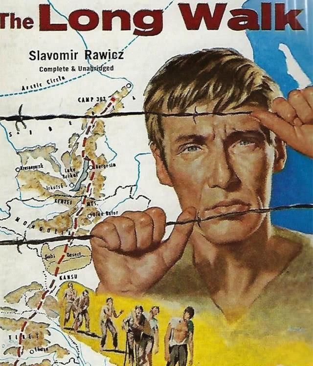 逃离第二次世界大战的史诗:7名囚犯逃离苏联,徒步穿越戈壁和喜马拉雅山