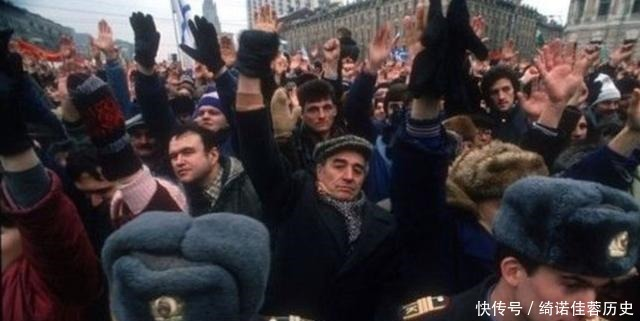 赢家@苏联解体最大赢家,带头解体国家,家族财产无数,却还成国家伟人
