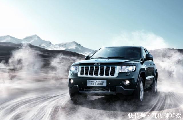 Jeep大切诺基,用行动诠释什么才是专业豪华的SUV!