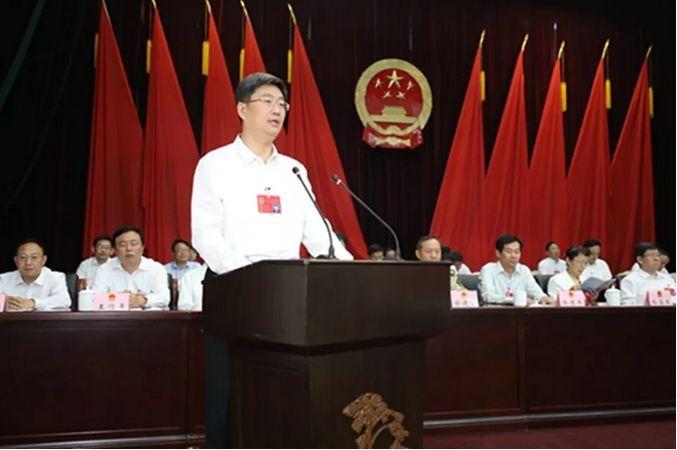 【安徽省】孙勇当选黄山市长,曾任安徽省外办主任