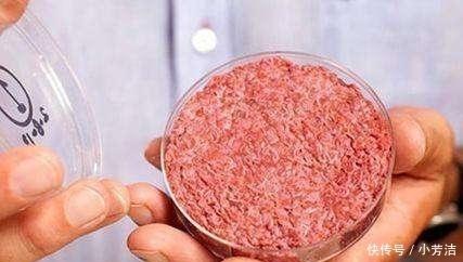 「中国」中国人造肉来了,9月正式开售,为何人造肉得到大力推广?