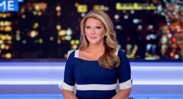 『底线』失去道德底线!那位约战央视主持、拍特朗普马屁的美女主播被开除