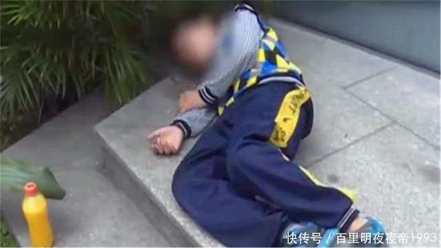 ''爸爸,我起不来了'',4岁男孩顶嘴被父亲打,奶奶含泪报警