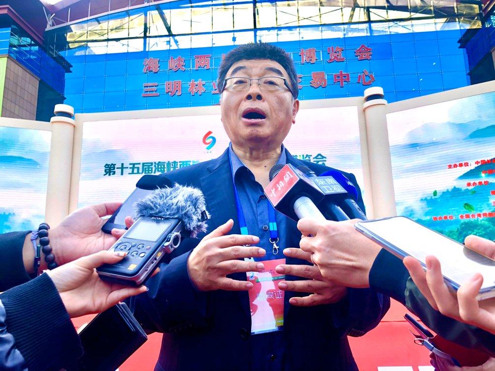 邱毅:大陆康养等产业给台湾年轻人带来新的发展机会