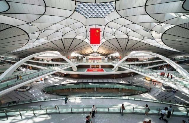 大兴机场预计9月15日具备开航条件