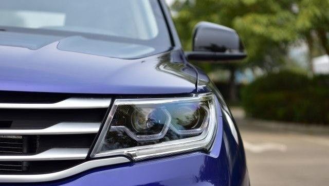 除了售价哪里像小型SUV? 标配电子手刹 全液晶仪表, 高颜值仅5万