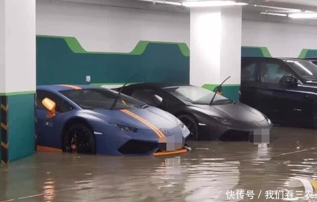 "<b>山东暴雨给新能源车主戴了顶""绿帽子"",车主抱头痛哭:坑惨了</b>"