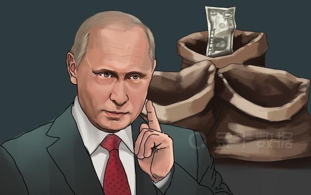 [抛售]两大买家同时出手,美债抛售量创11个月新高!俄罗斯用5招去美元