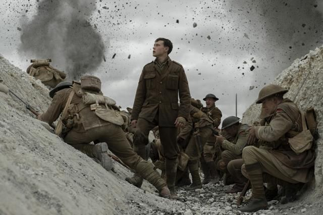 [最佳男]再下一城!《1917》获好莱坞影评人协会最佳影片