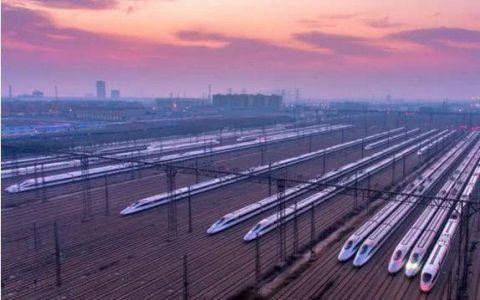 """咱们的""""基建狂魔"""",又从海外传来好消息!中国高铁""""称霸""""全球"""