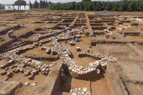 距今5000多年!历时2年半,以色列挖出大型青铜时代古城遗址
