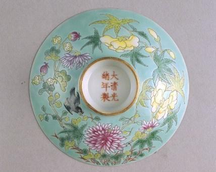 清朝光绪瓷器为何居瓷器之首