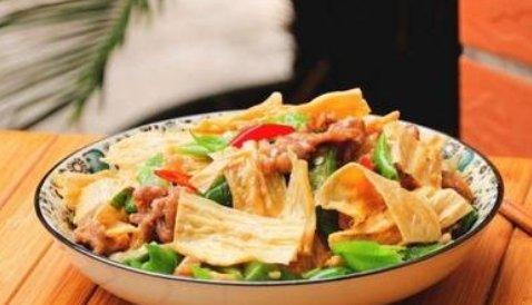 「香味」家常菜越来越美味,香味浓郁,荤素搭配,食物简单可口