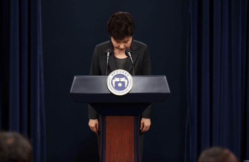 韩国进入春节假期,朴槿惠狱中的第一个春节快