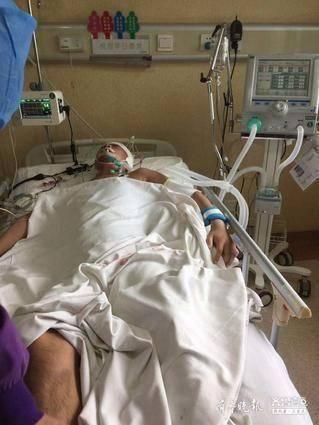 山东潍坊:脑梗,高血压,心脏病……仅29岁的他住进重症监护室