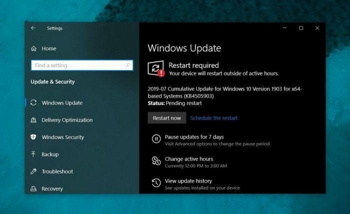 [驱动程序][图]Windows 10 20H1将不会上线可选更新选项