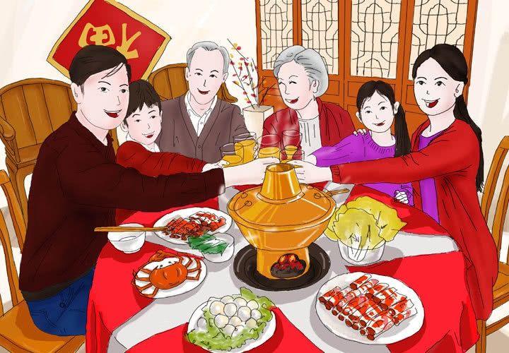 春节的几个饮食小贴士