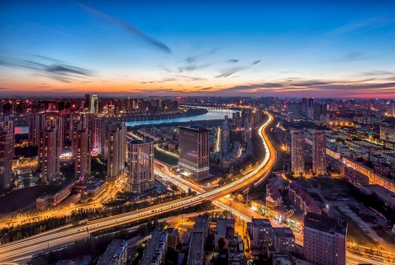 中国北方摩天大楼最多的城市,不是北京天津,而