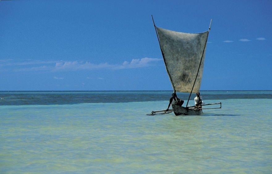 """马达加斯加岛被称作""""世界第八大洲"""""""