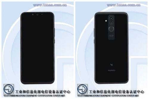 疑似华为麦芒7新机工信部入网 采用刘海屏+后置双摄设计