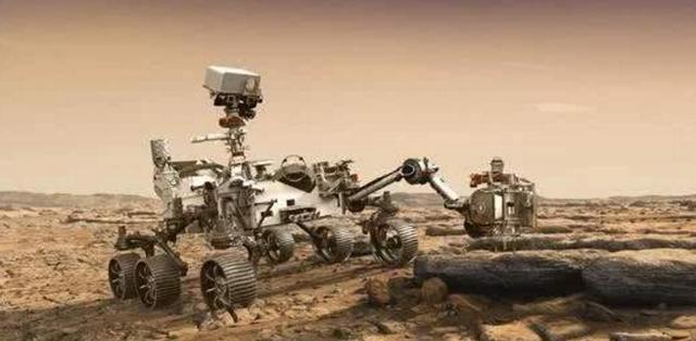 """[宇宙]美国""""好奇号""""曝光18亿像素火星全景照,发现了啥太神奇了"""