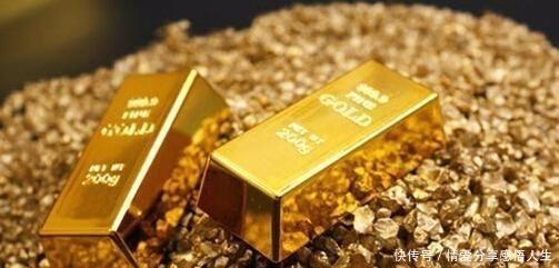 """【面值】""""一吨黄金""""和""""一吨人民币""""哪个值钱?看"""