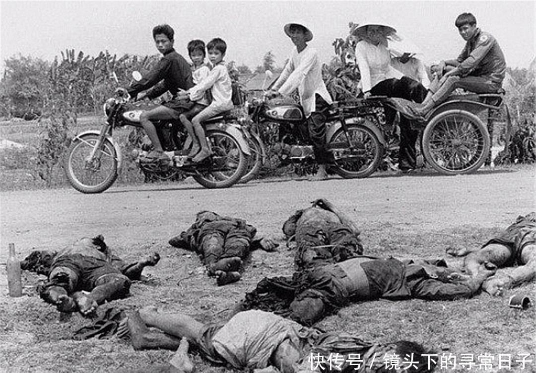 真实@罕见的美国人视角的越南战争了解残酷真实的越南战争