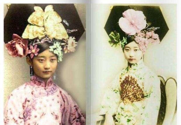 格格■她是清朝最美的格格,因暗恋溥仪终身未嫁,晚年却因吃饺子噎死