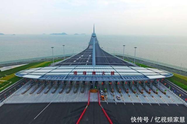 「港珠澳大桥」港珠澳大桥花了1000多亿,你知道都是谁投资的吗