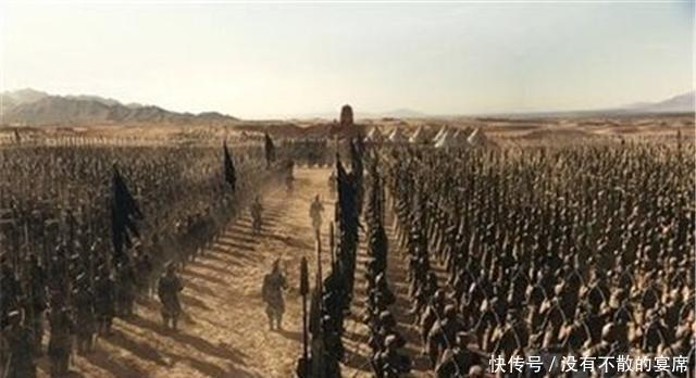 来来来■来来来不怕死的都站第一排,古代打仗第一排士兵就那么容易死吗!