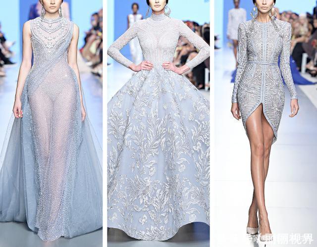 【推荐】迪拜土豪高定MichaelCinco除了婚纱定制,礼服也美到窒息