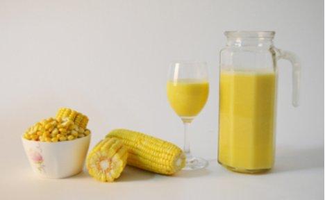 """『玉米』常吃玉米身体好,把玉米""""榨成汁""""喝掉,好处还能多3个"""