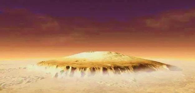 科学家发现火星表面的狼图腾印记,它是火星生命遗留的印记吗