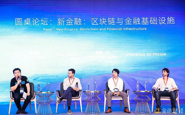 【金融】圆桌讨论丨新金融形态下 区块链与金融基础设施