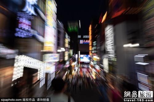 日本情色文化的诞生地 东京歌舞伎町