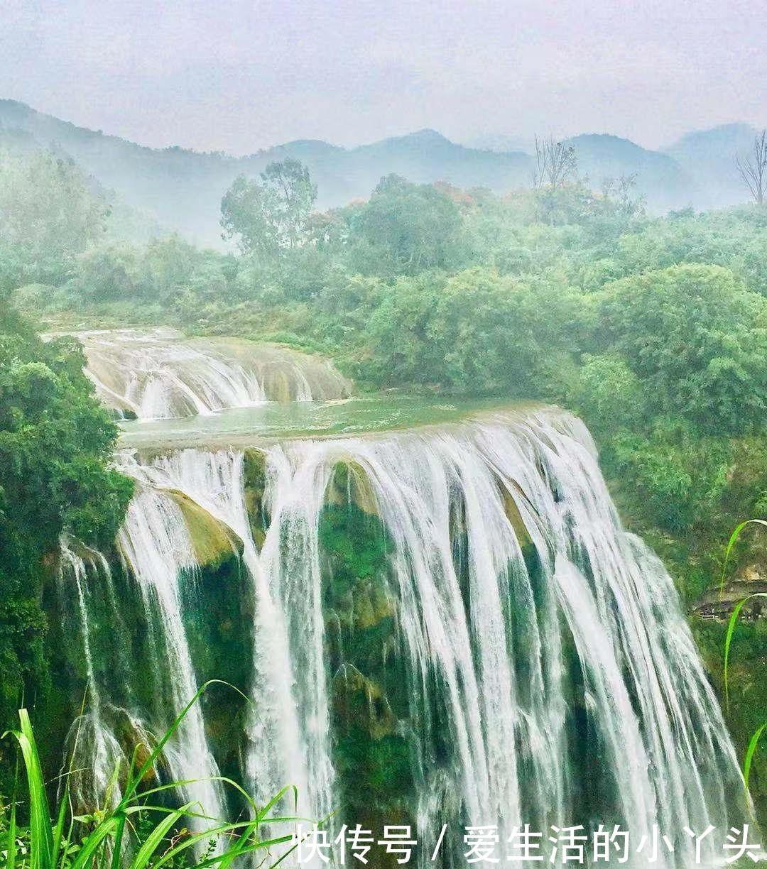 贵州安顺黄果树大瀑布,原来并不叫这个名字,这个名字纯属误传!