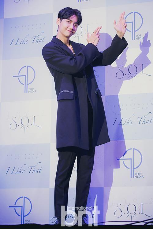 李镇赫将参与UP10TION粉丝见面会 之后继续个人活动