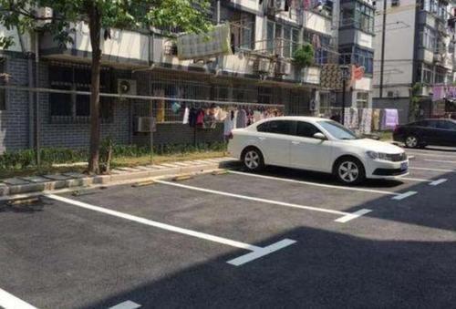 停车位 车位被占挪车电话还打不通,只用一招让车主哭诉:放过我吧