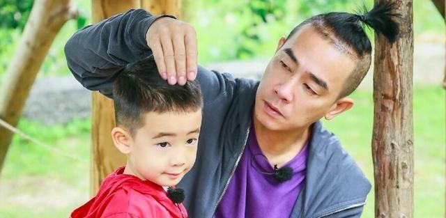 杨烁对他儿子