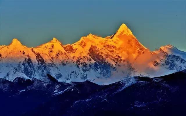 中国最美十大名山,你去过几个?