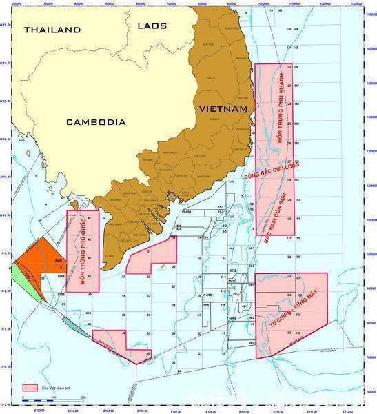 <b>中国要警惕了!越南又瞄上南海油气资源,这回背后有俄罗斯</b>